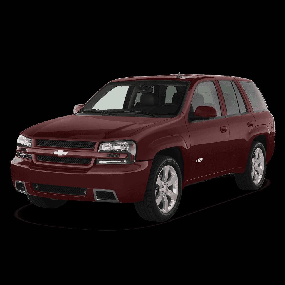 Выкуп Chevrolet Trailblaizer
