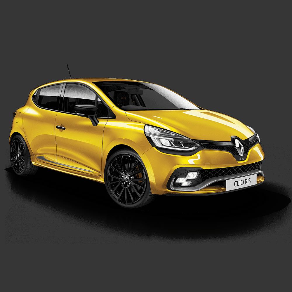 Выкуп Renault Clio RS